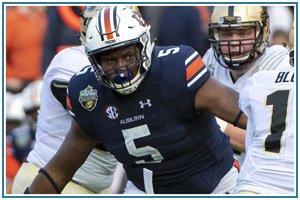 Derrick Brown | Auburn